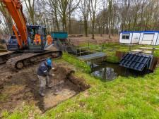 Nieuwe kering én gemaal houden ook de komende decennia de voetjes droog in Vught