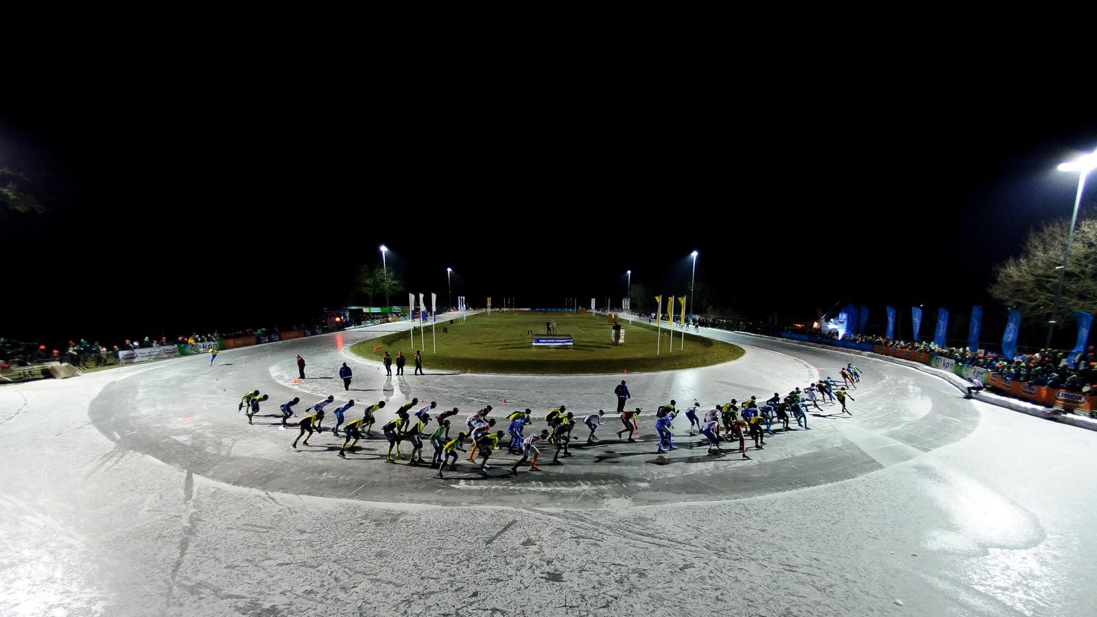 Marathon in Haaksbergen.