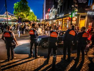 Na de eerste drukke avond op Hasseltse terrassen: politie voert mogelijks extra maatregelen in