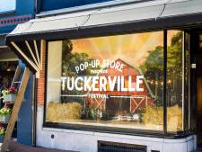 Festival Tuckerville opent pop-upwinkel in Enschede