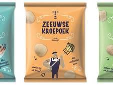 Knabbelspek-fabrikant lanceert 'echte' Zeeuwse kroepoek