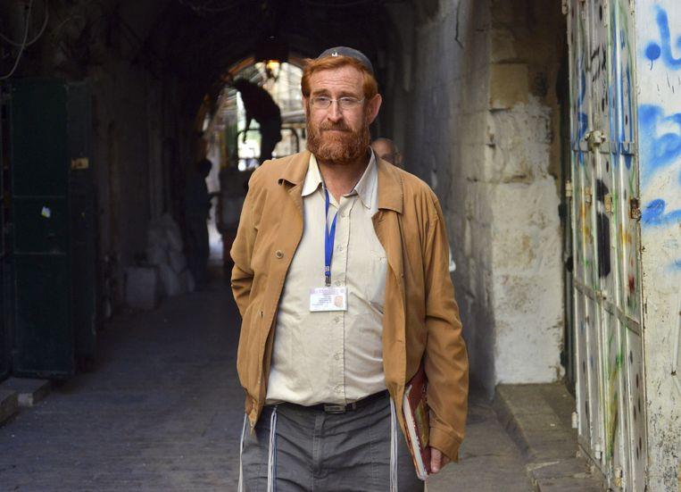 Yehuda Glick Beeld ap