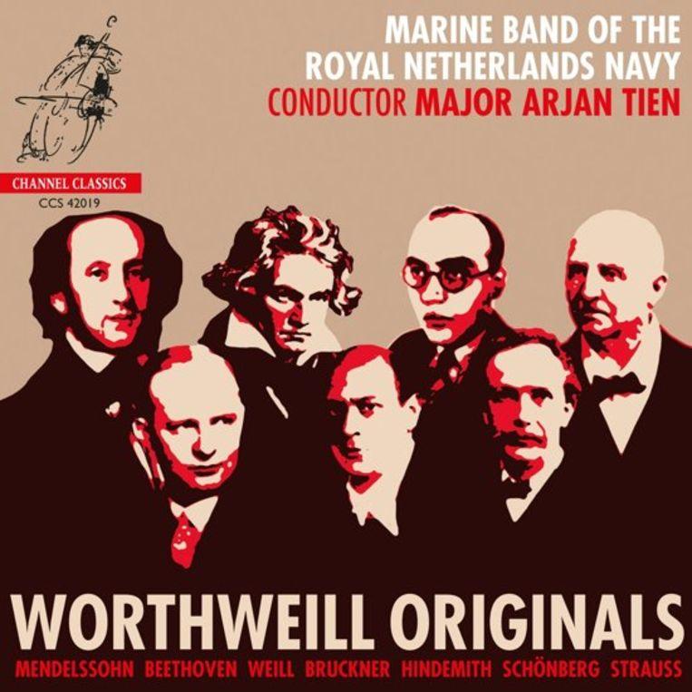 Klassiek Marinierskapel der Koninklijke Marine Worthweill Originals (Channel Classics) Beeld