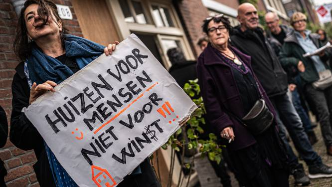Woonprotest in Nijmegen eind deze maand