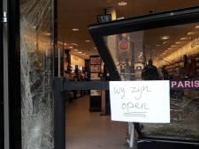 Ramkrakers letten niet op bij ICI Paris in Oisterwijk: 'Ze konden geen hand voor ogen zien'