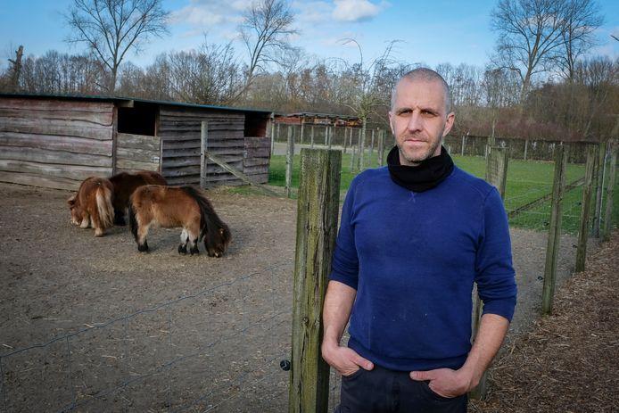 Gert Van den Houte maakt kinderboerderij 't Gulderijtje in Weerde voortaan betalend.