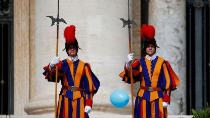 Zwitserse Garde van de paus is op zoek naar nieuwe rekruten