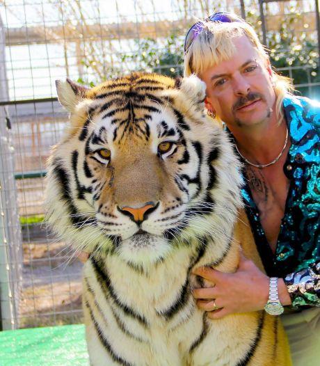 Woensdag extra uitzending Tiger King online