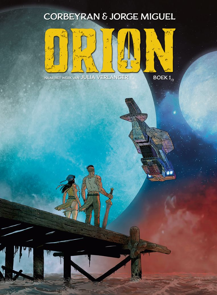 Orion Beeld RV