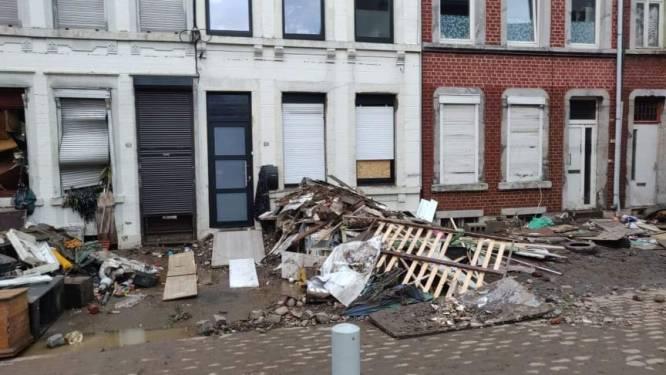 Verviers invite ses citoyens à trouver refuge dans un hall sportif