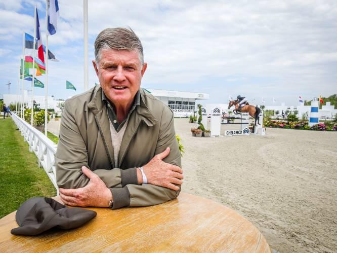 """REPORTAGE. Een vijfsterrenevent zonder publiek? Daarvoor moet je in Knokke zijn: """"Een verlies van 300.000 euro, maar we doen dit uit liefde voor de paardensport"""""""