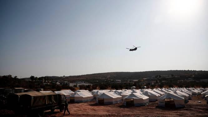 Duitsland zal 1.553 extra vluchtelingen vanop Griekse eilanden opnemen