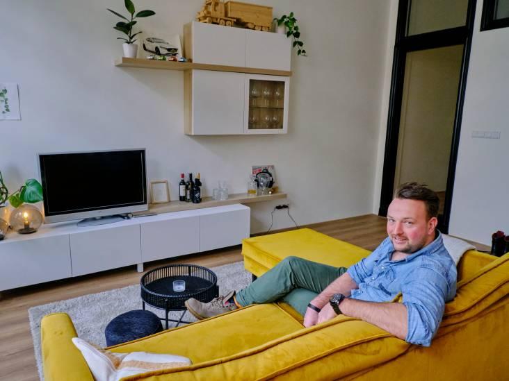 Robin wilde een knusse woning waar iedereen zich thuis voelt: 'Absoluut geen mannenhuis'