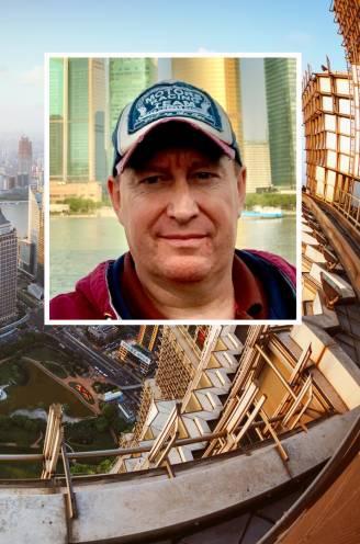 """""""Ze sloten mij twee weken op in een hotel, mijn eten werd drie keer per dag op de gang gezet"""": Michael (48) was 5 maanden aan het werk in coronavrij China"""