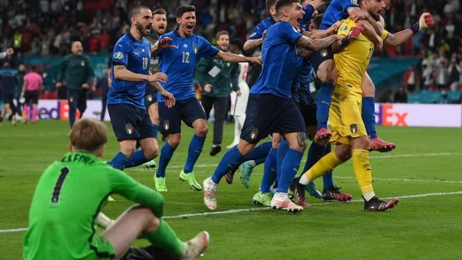 But éclair, mental italien, le coaching perdant de Southgate: les tops et les flops de la finale
