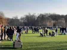Te druk en alcoholgebruik: Politie sluit Westbroekpark af voor bezoekers
