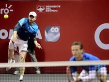 Koolhof keert geblesseerd terug van Roland Garros