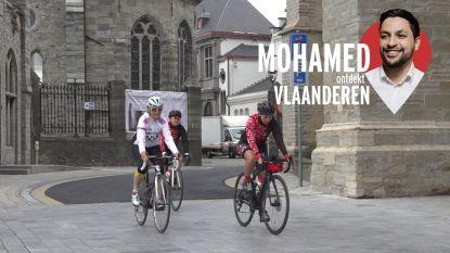 """""""Misschien geef ik wielrennen een kans tijdens een onvermijdelijke midlifecrisis"""": Mohamed ontdekt Vlaanderen"""
