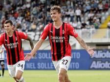 Titularisé pour la première fois, le fils de Paolo Maldini inscrit son premier but pour l'AC Milan