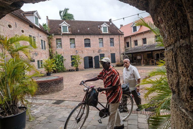 Fort Zeelandia, een voormalig Nederlands fort in Paramaribo, de hoofdstad van Suriname. Sinds 1995 is hier weer het Surinaams Museum ondergebracht. Hier vonden in 1982 de beruchte decembermoorden plaats. Beeld Rowin Ubink