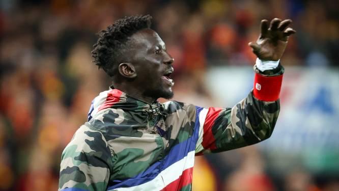 Mbaye Leye ontslagen als trainer van Standard