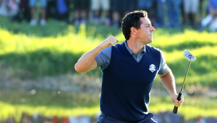 Rory McIlroy Beeld Getty Images