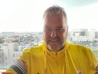 """Oostrozebeekse hoofdverzorger Chris zag Van Aert zilver pakken op de Spelen: """"Onze missie is nu al geslaagd, maar er zit nog meer in"""""""