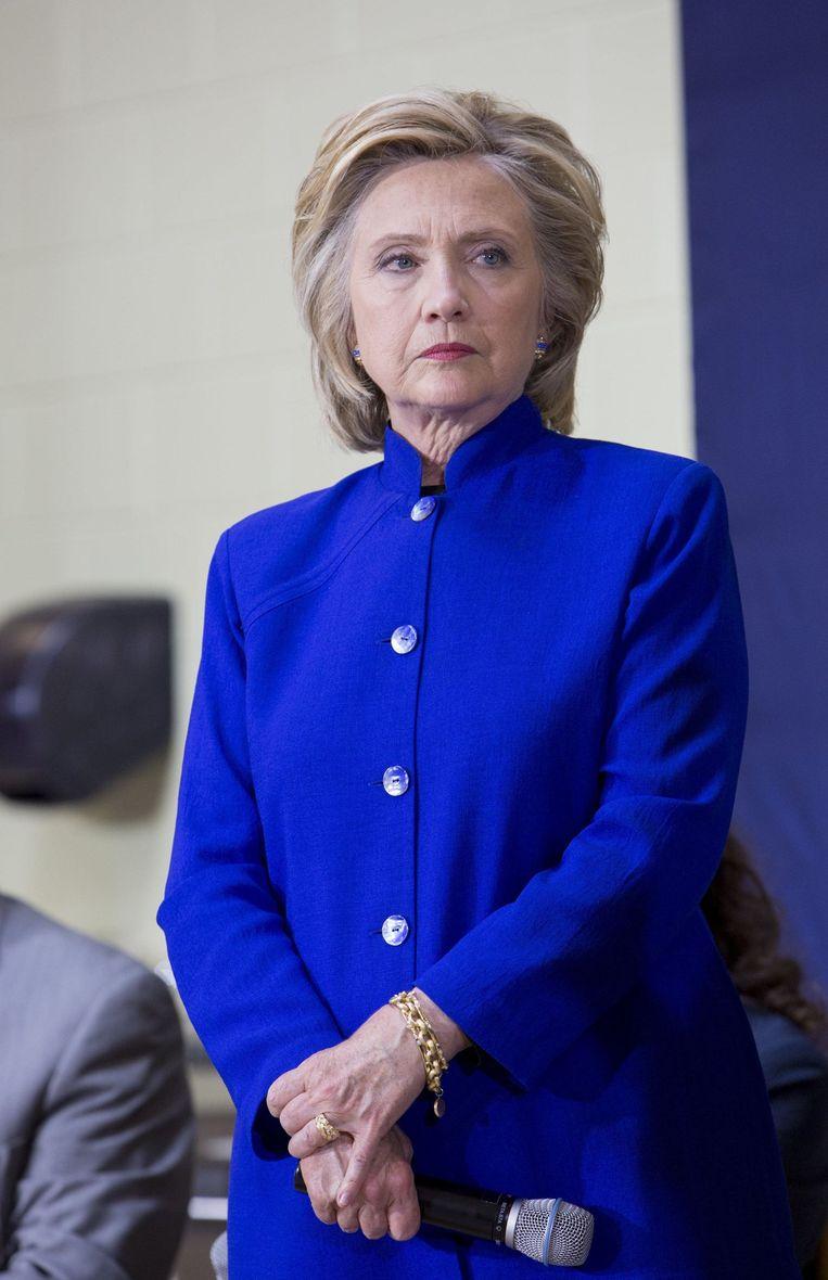 Hoe links kan Hillary Clinton in haar beleidsagenda gaan? Beeld PHOTO_NEWS