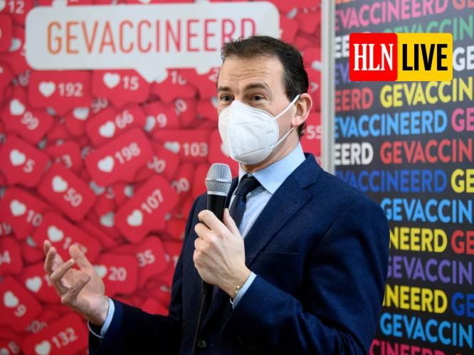 """Beke laat vandaag alle vaccinatie-uitnodigingen voor 85-plussers verzenden: """"Twee weken vroeger dan verwacht"""""""