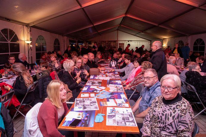 Succesvolle sponsoravond voor Radio Parkies in Wichelen.