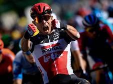 Ewan remporte la 11e étape, Sagan disqualifié, le doigt d'honneur de van Aert