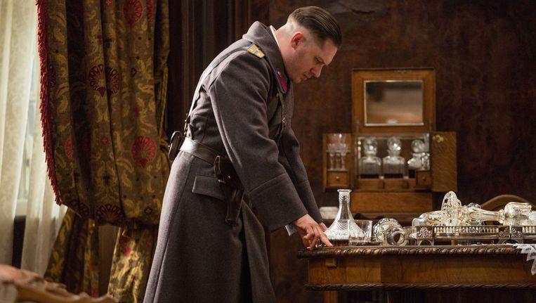 Tom Hardy in 'Child 44'. Beeld BELGA