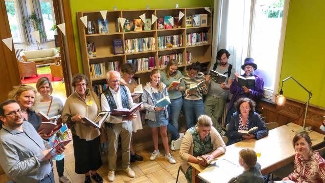 College ten Doorn wil aanzetten tot lezen: oude leraarskamer wordt bibliotheek, en overal boekenruilkastjes