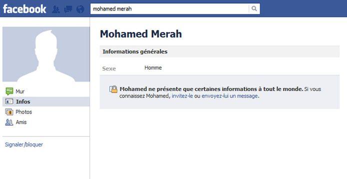Une trentaine d'homonymes sont inscrits sur Facebook