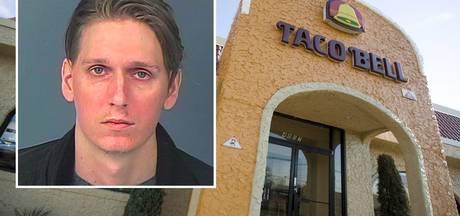 Dronken man gearresteerd na poging burrito te bestellen bij de bank