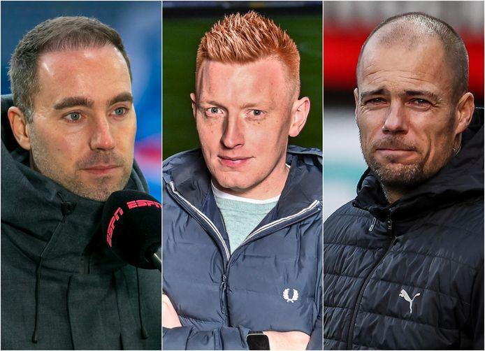 Sjors Ultee (Fortuna Sittard), Will Still (Beerschot) en Danny Buijs (FC Groningen) behoren tot de tien jongste trainers in Europa.
