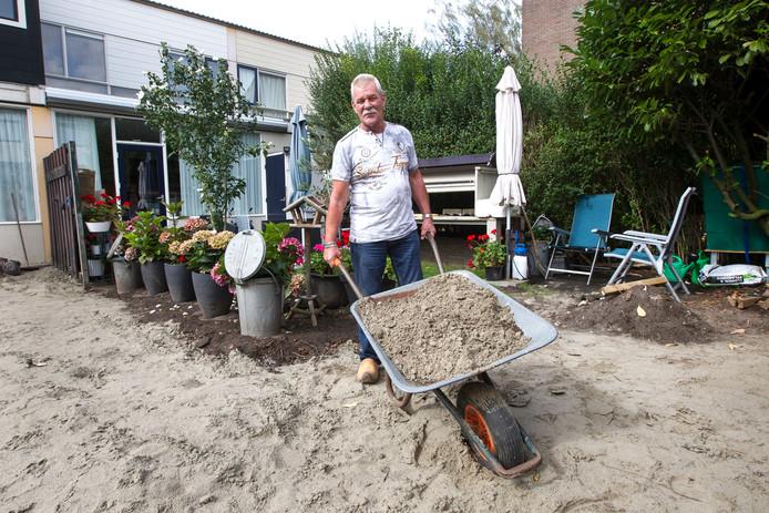 Wonderbaarlijk Aanhangertje zand wegbrengen? 420 euro graag   Overijssel UL-46