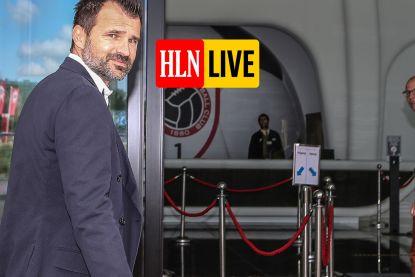 HLN LIVE. Kijk naar de officiële voorstelling van Ivan Leko bij Antwerp