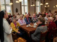 Mantelzorger komt op adem in het klooster van Sint Catharinadal