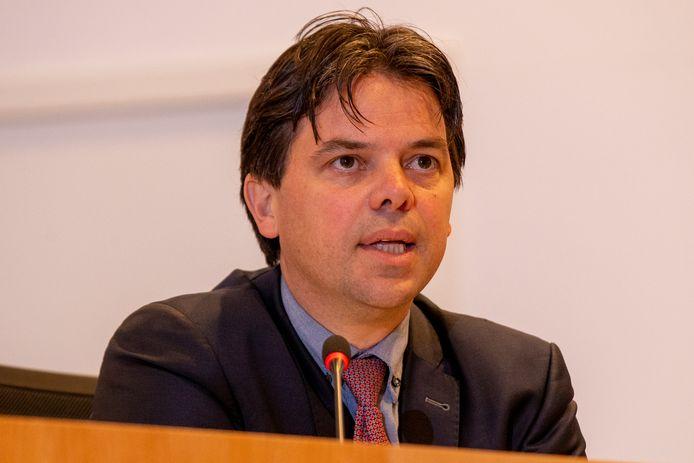 Peter Buysrogge.