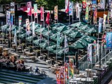 Tilburgse horeca mag overwinteren met extra grote terrassen: 'Overkapping kan, tent niet'