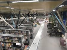 Gesloten bibliotheken zitten niet stil