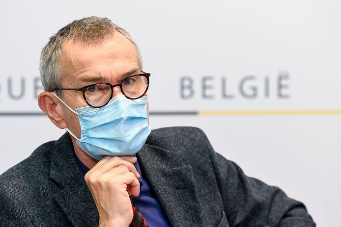 Le ministre de la Santé, Frank Vandenbroucke.