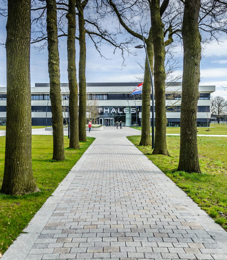 Verkeershinder rondom High Tech Park  Hengelo