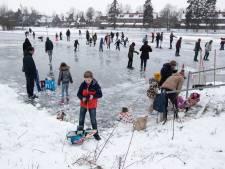 Leden Zutphense IJsvereniging mogen morgen de baan op, schoolkinderen kunnen vanaf vrijdag gratis schaatsen