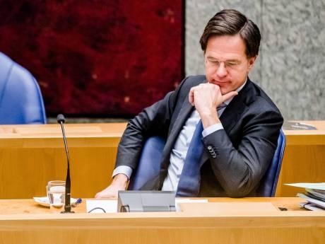 Coalitiepartijen kritisch op Rutte in fel Toeslagendebat: 'In Torentje wordt niets genotuleerd'