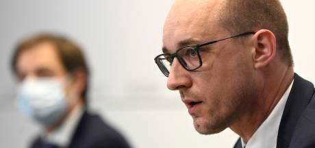 """Supplément d'impôt pour le chômeur corona: une """"information erronée"""", selon le ministre Van Peteghem"""