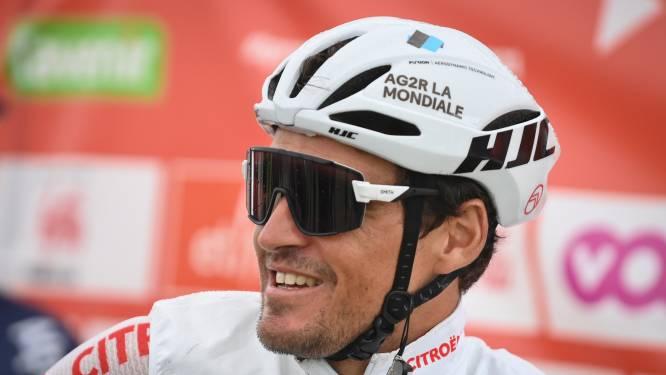 Paris-Roubaix: AG2R-Citroën avec Greg Van Avermaet et quatre autres Belges