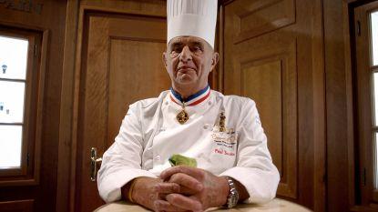 Wereldberoemde Franse chef-kok Paul Bocuse (91) overleden