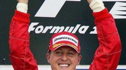 En toch is Hamilton nú al groter dan Schumacher